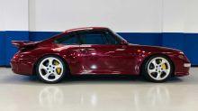 La famosa colección con 35 Porsches raros, a subasta