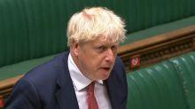 Brexit: Boris Johnson lanza un bombazo sobre el acuerdo con la UE