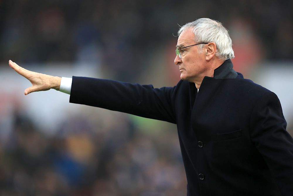 Claudio Ranieri was shown the door by Leicester in February - PA Wire/PA Images