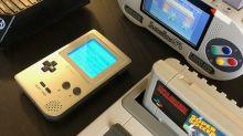 Hyperkin 展示復刻版 Game Boy,可玩原裝遊戲卡!