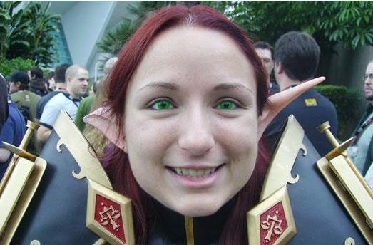 15 Minutes of Fame: Road to BlizzCon cosplay -- prologue