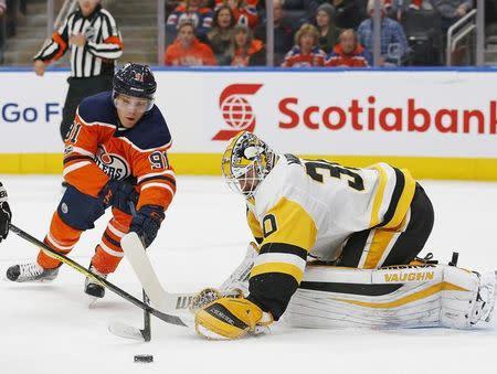 NHL  Pittsburgh Penguins at Edmonton Oilers cad2226d9