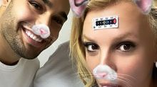 Britney Spears Breaks Foot — and Boyfriend Sam Asghari Jokes That Injury Will 'Heal Stronger'
