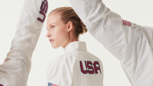 Nike's Tokyo Olympic apparel is made out of 60% recycled material