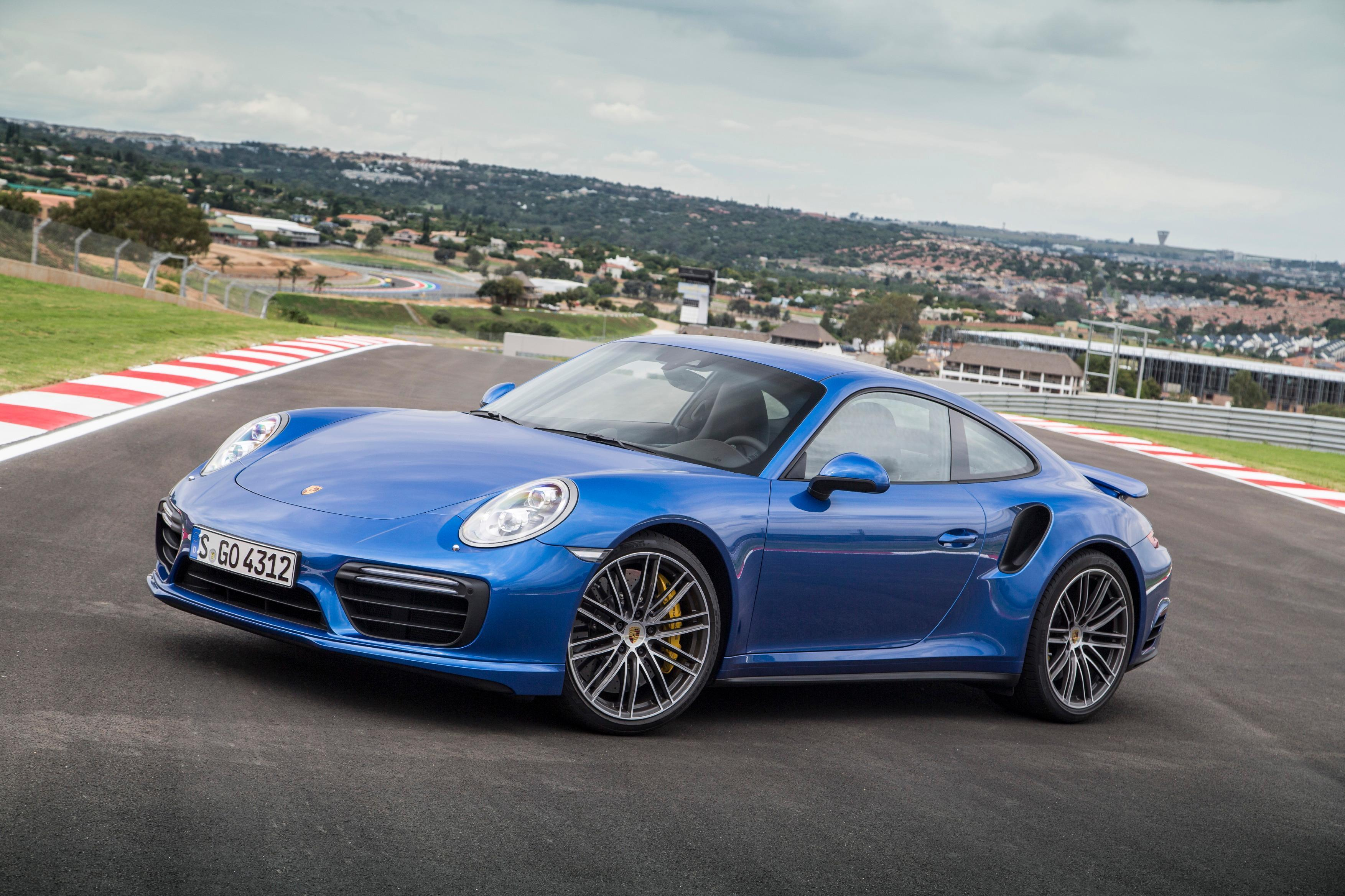 Testing The New Porsche 911 Turbo In South Africa: Beautiful, Brutal [Video]