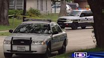 Auto theft suspsect shot by officer