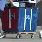 With Social Distancing at Play, University of Kansas Students Have an Unusual Move-Out Day