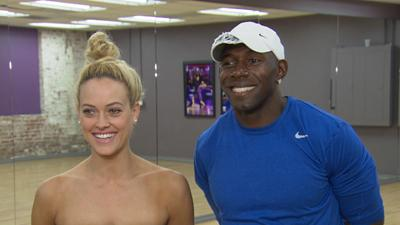 Donald Driver And Peta Murgatroyd: Can They Get A Perfect 'Dancing' Score?