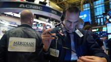 Global stocks gain on solid results, but virus keeps safe-havens alive
