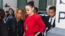 Bella Hadid stands up for female photographer in NYFW chaos