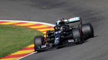 Hamilton se queda con la pole position para el GP de Bélgica