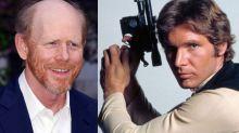 Ron Howard dirigirá finalmente el spinoff de Han Solo