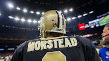 Thomas Morstead named NFC Special Teams Player of Week 1