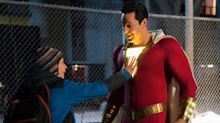 'Shazam!' star Zachary Levi on why he stood up to 'Captain Marvel' trolls