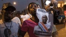 African forces suspend operations in Gambia for talks