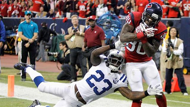 Is Andre Johnson a top 20 receiver?