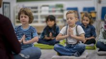 Thousands of school children to practice mindfulness and meditation in a bid to improve mental health