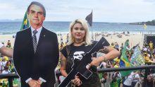 Sara Winter xinga Moraes, diz querer trocar socos com ele e promete infernizá-lo