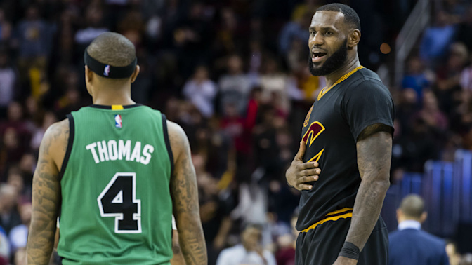 Forget Irving, Thomas: Deal still all about LeBron