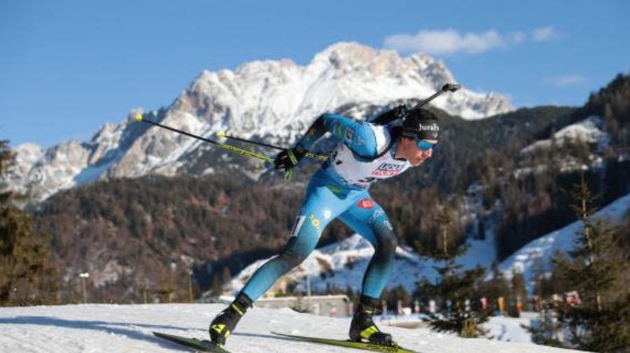 Biathlon - CM - «C'est une bonne semaine», affirmeQuentin Fillon Maillet après sa deuxième place