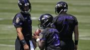Flacco has welcomed Jackson with 'open arms'