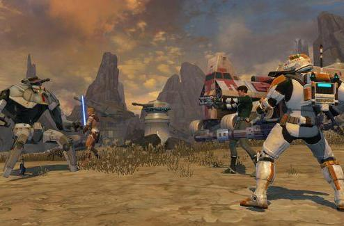 The Daily Grind: Still hyped for Star Wars: The Old Republic?