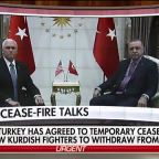 Vice President Pence: President Erdogan knows President Trump says what he means and means what he says