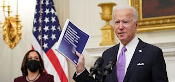 Biden issues new orders to tackle pandemic