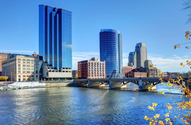 Ford's next 'City of Tomorrow' is Grand Rapids, Michigan
