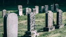 A cemetery worker was killed after being buried alive on the job in a 7-foot grave