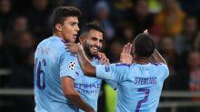 Shakhtar Donetsk 0-3 Manchester City: Mahrez, Gundogan and Jesus score in comfortable victory