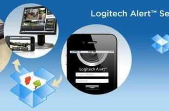 Logitech Alert Video Security System gets Dropbox support, lets you park 100GB of footage in the cloud