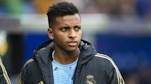 Real Madrid suffer another blow as Rodrygo suspended for El Clasico after bizarre Castilla red card