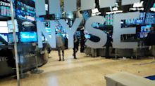 Stocks - Europe Weakens; Finance Ministers Split on Funding