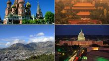 Travel quiz: Guess the capital city