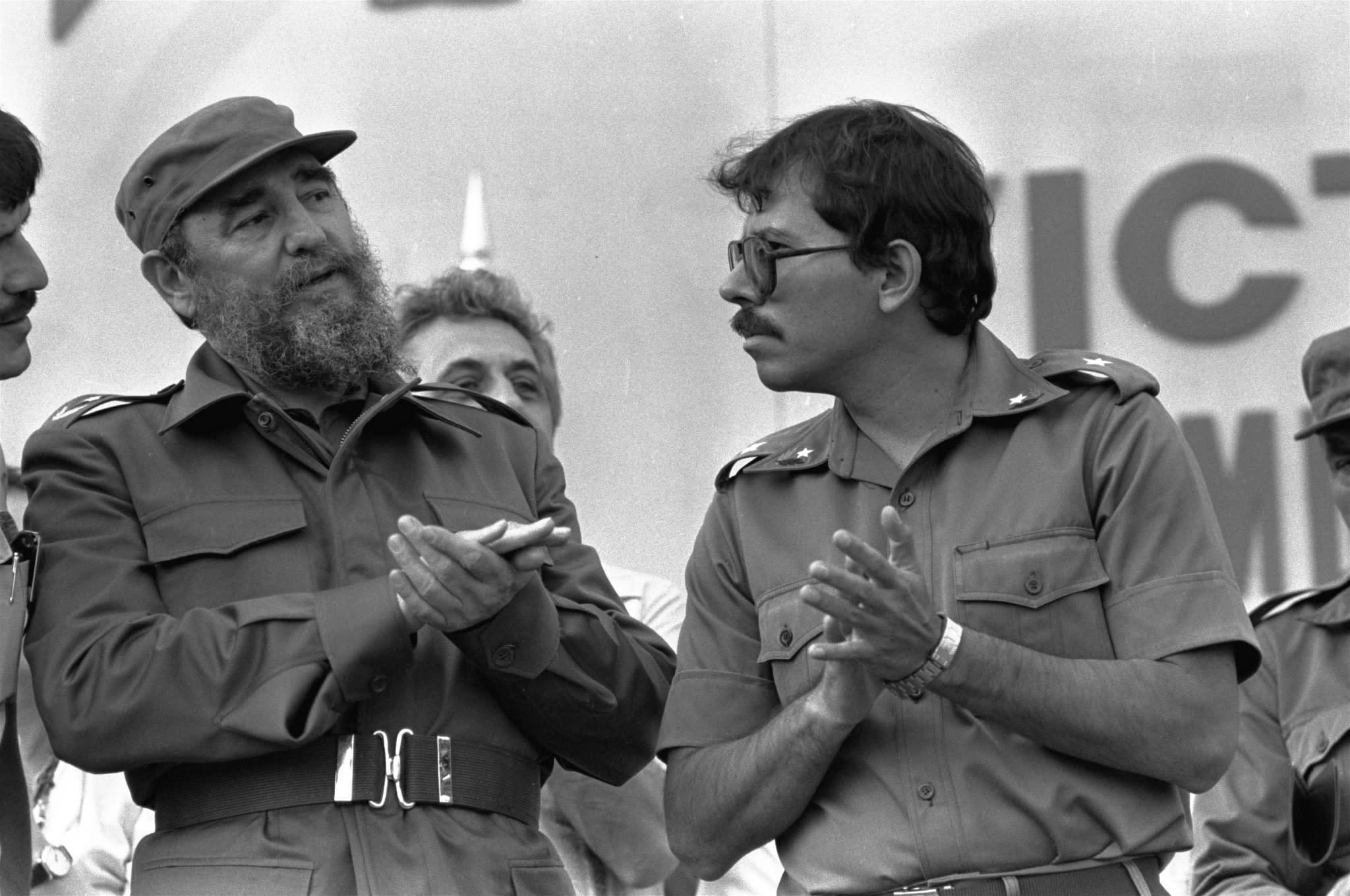 Las intervenciones militares que ordenó Fidel Castro en ...