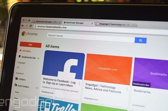Google kills Chrome's unpopular new bookmark manager