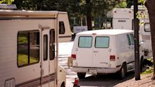 An RV Camp Sprang Up Outside Google's Headquarters. Now Mountain View Wants to Ban It