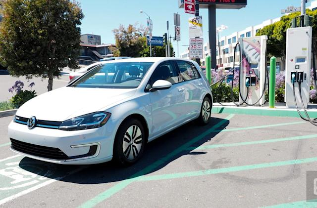 Volkswagen will offer an EV-sharing service in Berlin