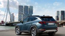 Hyundai debuts striking new Tucson