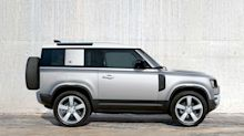 Land Rover Defender 90 finally open for orders starting at £40,290