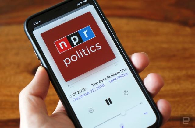 NPR-led system will track podcast listening behavior