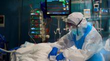 """El impactante testimonio de una médico residente de Madrid: """"He visto morir a unos 15 ó 20 pacientes diarios"""""""