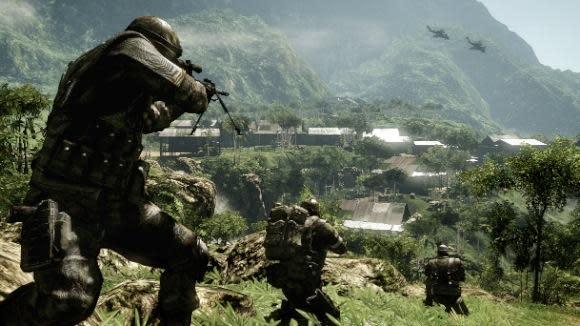 Hands-on: Battlefield: Bad Company 2 single-player