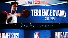 NBA honors Terrence Clarke's memory with ceremonial draft pick