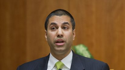 FCC to vote to repeal 'net neutrality' rules