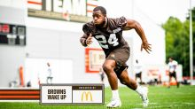 Browns Wake-Up: Position group rankings shine brightly on Nick Chubb, Kareem Hunt