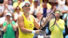 Ash Barty picks up prestigious Aussie honour after glittering season
