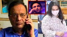 Sushant Singh: Shruti Modi's lawyer Ashok makes shocking revelation on Drugs chat