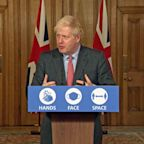 Boris Johnson has been reduced to making appeals to Covid-19 itself – and giving the virus a stern talking to